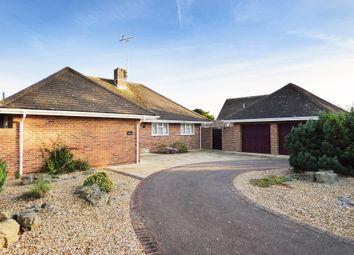 Thumbnail 4 bed detached bungalow for sale in Pigeonhouse Lane, Rustington, Littlehampton