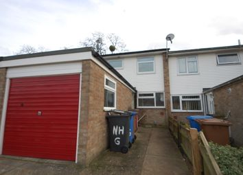 Thumbnail 3 bedroom terraced house to rent in North Hill Gardens, Ipswich, Suffolk