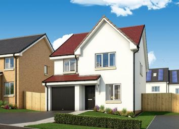 "Thumbnail 4 bed property for sale in ""The Braemar At Earlybraes"" at Hallhill Road, Glasgow"