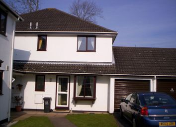 Thumbnail 1 bed terraced house to rent in Yeolland Park, Ivybridge