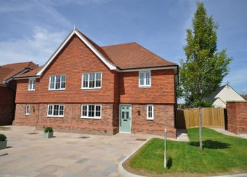 Thumbnail 3 bed semi-detached house for sale in Oak Fields, Hailsham