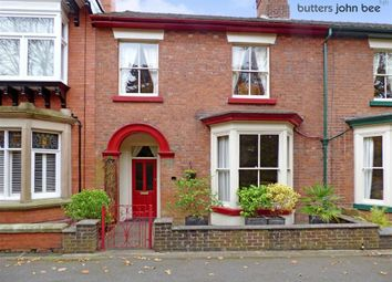 Thumbnail 4 bed town house for sale in The Avenue, Stone, Staffordshire