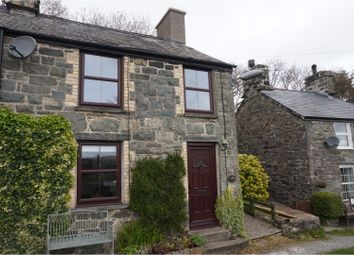 Thumbnail 2 bed end terrace house for sale in Gellilydan, Blaenau Ffestiniog