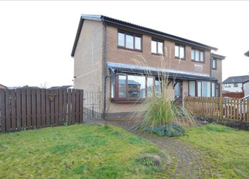 3 bed semi-detached house for sale in Sherry Avenue, Holytown, Motherwell ML1