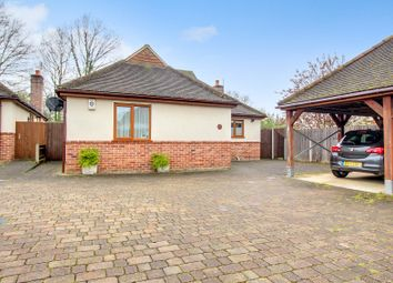 Thumbnail 2 bed detached bungalow for sale in Little Oak Mews, Wickford
