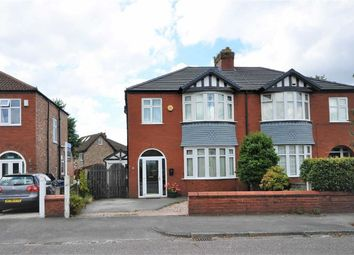 Thumbnail 3 bed semi-detached house for sale in Halesden Road, Heaton Chapel, Stockport