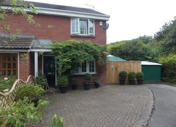 Thumbnail 3 bedroom semi-detached house for sale in Lynmouth Close, Hemlington, Middlesbrough