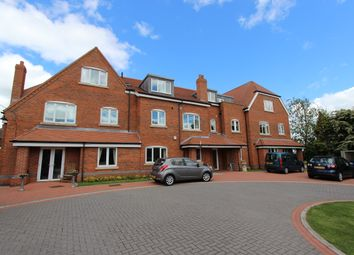 Thumbnail 1 bed flat for sale in Standon Gardens, Ashby Road, Tamworth