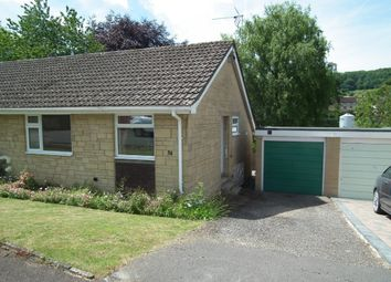 Thumbnail 2 bedroom semi-detached bungalow to rent in Court Orchard, Wotton-Under-Edge