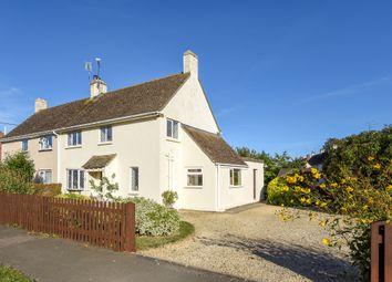 Thumbnail 3 bed semi-detached house for sale in Sandhill, Shrivenham, Swindon