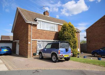 Thumbnail 3 bed semi-detached house for sale in Sywell Road, Swindon