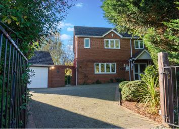Thumbnail 4 bed detached house for sale in High Street, Buckden, St. Neots