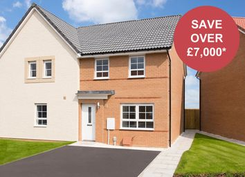"""Thumbnail 3 bed detached house for sale in """"Maidstone"""" at Musselburgh Way, Bourne"""