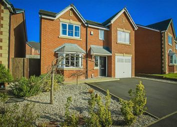 Thumbnail 4 bed detached house for sale in Brookfield Lane, Clayton-Le-Woods, Lancashire