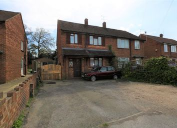 Thumbnail 3 bed semi-detached house for sale in Park Road, Camberley