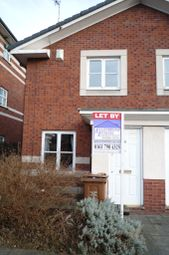 Thumbnail 2 bed semi-detached house to rent in Linen Court, Salford