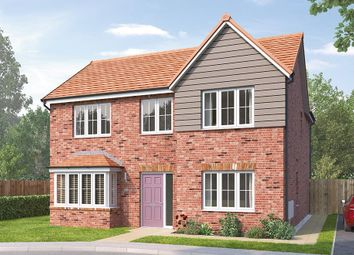 "Thumbnail 4 bedroom detached house for sale in ""The Modbury"" at Wellfield Road North, Wingate"