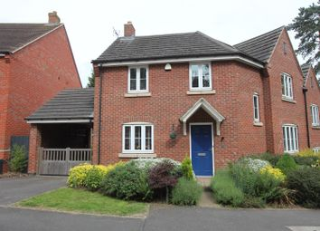 Thumbnail 3 bed semi-detached house for sale in Beechrome Drive, Earl Shilton, Leicester