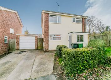 Thumbnail 3 bed detached house for sale in Normandie Way, Bures