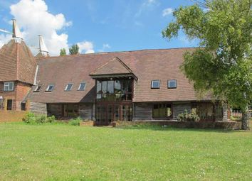 Thumbnail 5 bed property for sale in Shalmsford Bridge, Chilham, Canterbury