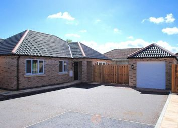 Thumbnail 3 bed detached bungalow for sale in Meadow View, Low Road, Rollesby, Great Yarmouth