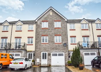 Thumbnail 3 bed town house for sale in 3 Cwrt Tynewydd, Ogmore Vale, Bridgend.