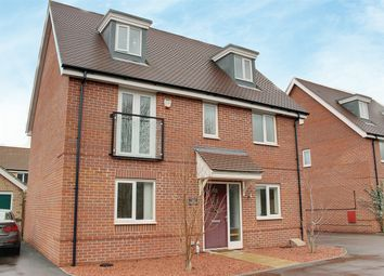 Thumbnail 5 bed detached house for sale in Vickers Way, Upper Cambourne, Cambourne, Cambridge