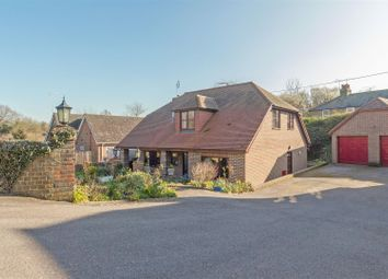 Thumbnail 4 bed detached house for sale in Church Lane, Countryside Views, Newington, Sittingbourne