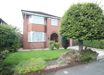 Thumbnail 3 bed detached house for sale in Wentworth Drive, Sale