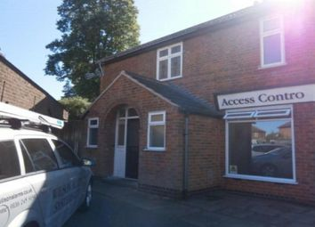 Thumbnail 2 bed flat to rent in Paigle Road, Leicester