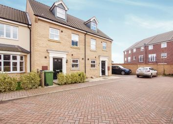 Thumbnail Semi-detached house for sale in Russell Close, King's Lynn