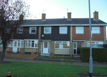 Thumbnail 3 bed terraced house to rent in Fulbeck Road, Netherfields, Middlesbrough
