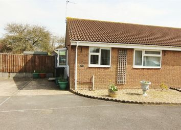 Thumbnail Semi-detached bungalow for sale in Tor Close, Worle, Weston-Super-Mare