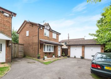 Thumbnail 3 bedroom detached house for sale in Merestone Road, Corby