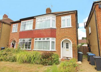 3 bed semi-detached house for sale in Burnham Close, Enfield EN1