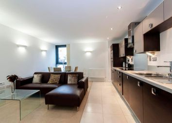 Thumbnail 2 bedroom flat to rent in Neutron Tower, Canary Wharf
