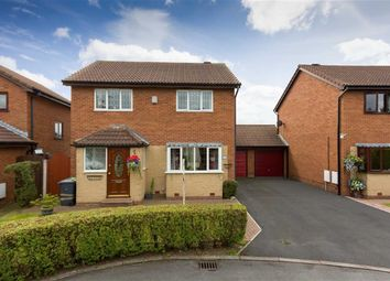 Thumbnail 4 bedroom detached house for sale in Camborne Place, Freckleton, Preston