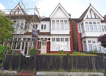 Thumbnail 2 bed flat for sale in Wyatt Park Road, London