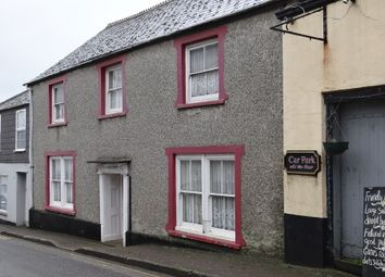 Thumbnail 4 bed town house for sale in Bank Street, St Columb