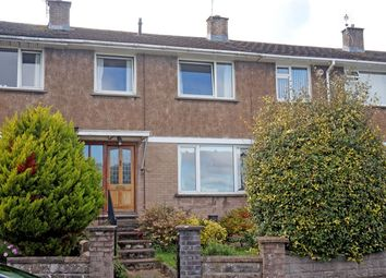 Thumbnail 3 bed terraced house for sale in Robin Hill, Dinas Powys
