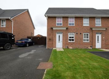 Thumbnail 3 bed semi-detached house for sale in Leighton Drive, St. Helens, Merseyside