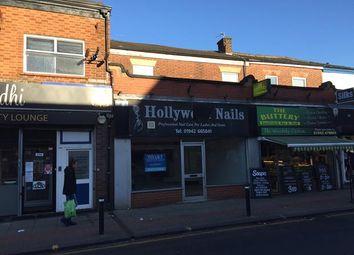 Retail premises to let in 109 Bradshawgate, Leigh, Lancashire WN7