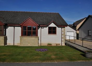 Thumbnail 2 bed bungalow for sale in 12 Knockomie Rise, Forres