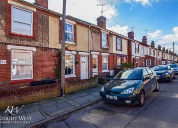 Thumbnail 3 bed terraced house for sale in Lisle Road, Colchester, Essex