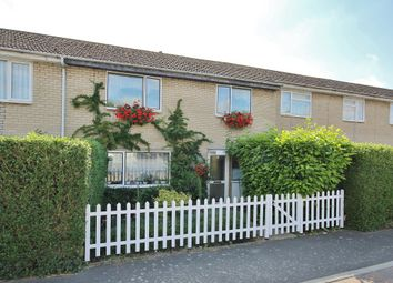 Thumbnail 3 bed terraced house to rent in Thongsley, Huntingdon, Cambs