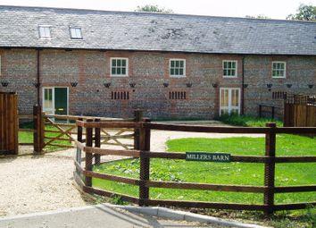 Thumbnail 4 bedroom barn conversion to rent in Ridgeway Farm, Whitchurch
