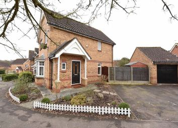 Thumbnail 3 bedroom end terrace house for sale in Julius Close, Basingstoke