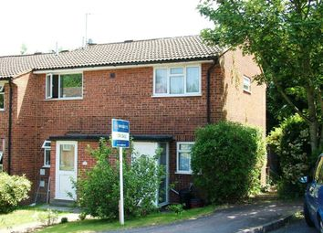 Thumbnail 2 bed property to rent in Nursery Gardens, Welwyn Garden City