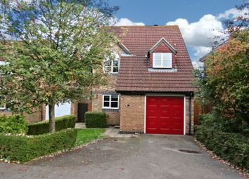 Thumbnail 3 bed detached house for sale in Worsted Close, Trowbridge