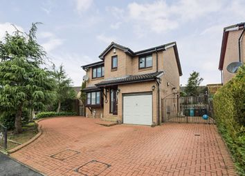 Thumbnail 4 bedroom detached house for sale in Binniehill Road, Cumbernauld